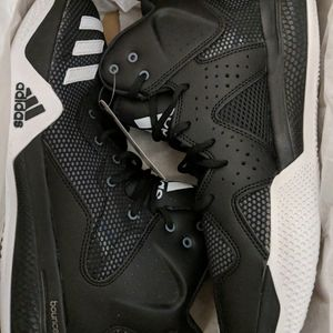 Adidas Men's High Top Basketball Shoes (10.5)